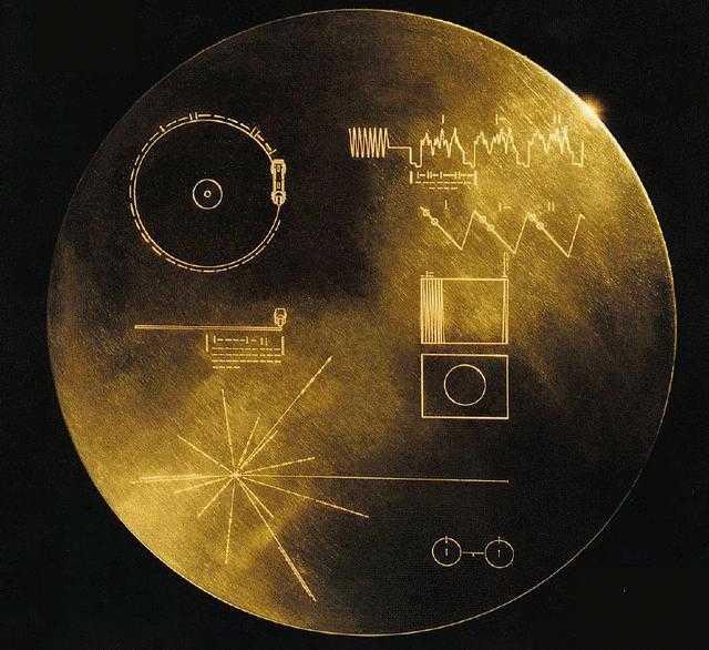 heu ? Sommes nous seuls dans l'espace ? - Page 3 VoyagerCover