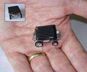 Las cosas mas pequeñas del mundo Mini_car