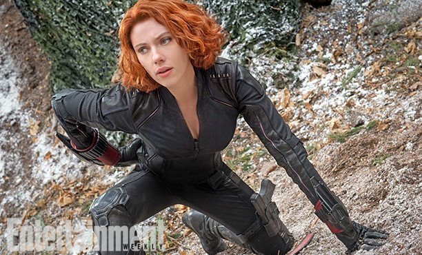 Marvel Cinematic Universe: The Avengers y más. - Página 36 The-Avengers-2-Age-of-Ultron-Photo-EW-Black-Widow-612x370
