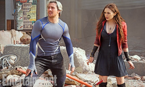 Marvel Cinematic Universe: The Avengers y más. - Página 36 The-Avengers-2-Age-of-Ultron-Photo-Scarlet-Witch-Quicksilver-612x370