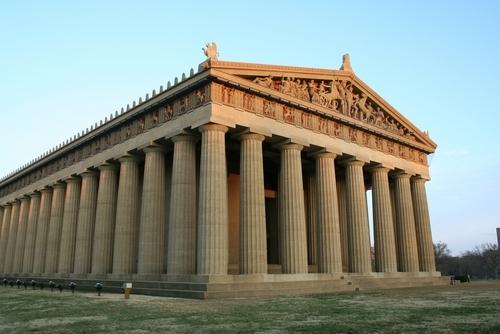 [Gran Cráter de la Primavera] Ruinas del templo principal de Kore Grecia