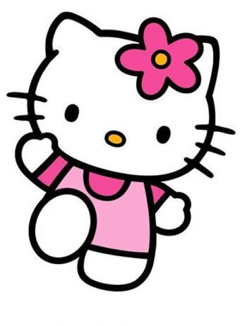 COLOR PErpunte Hello_kitty