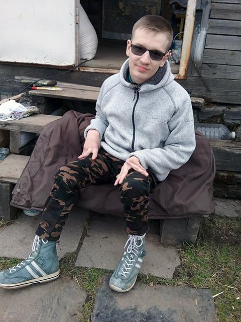 Re: Тельбуков Павел. 17 лет. ДЦП. Сбор на лечение. Май 2015 - Страница 11 24560675