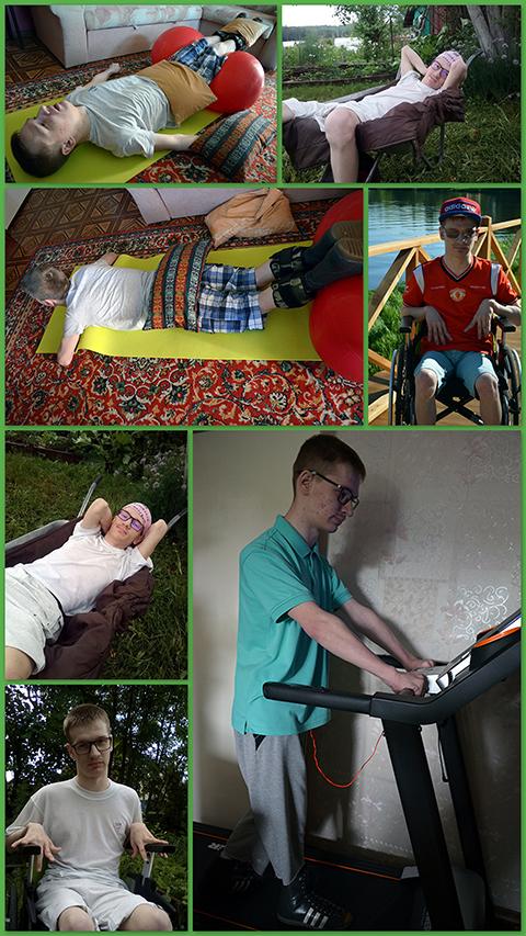 Re: Тельбуков Павел. 17 лет. ДЦП. Сбор на лечение. Май 2015 - Страница 11 31580284