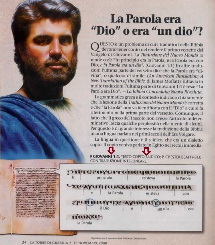 L'imposture d'un manuscrit copte de Jean 1 inventé par les TJ - Page 2 Sans_t12