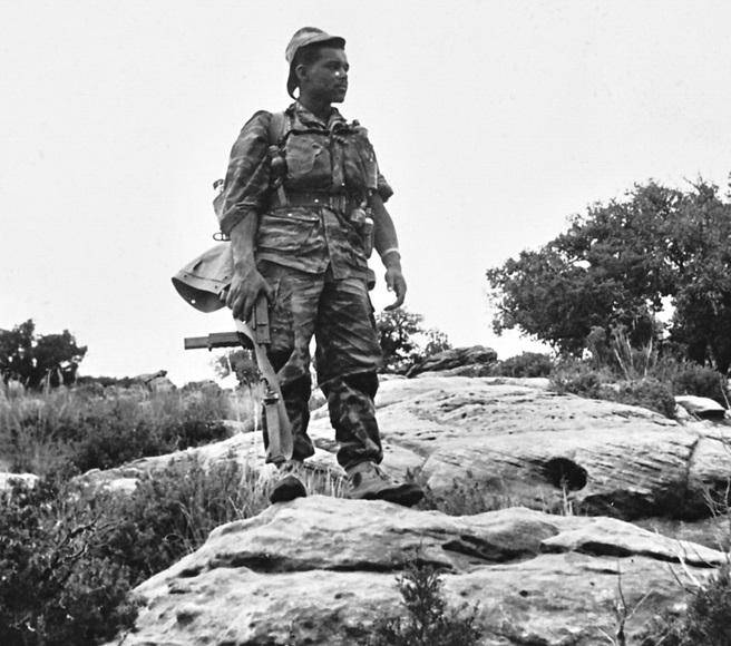 soldat français Commando_MONTFORT