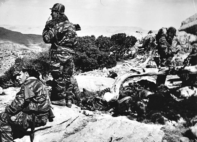 soldat français Commando_MONTFORT_accrochage