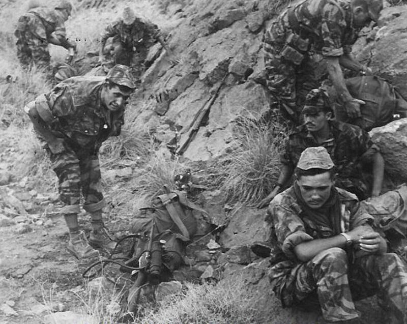 soldat français Ain_sefra