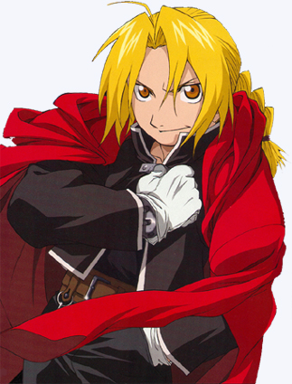 Fullmetal alchemist  (Manga + Anime) Edward-elric