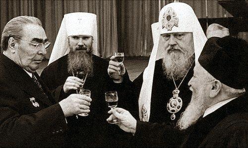 Служение Богу Agent-KGB