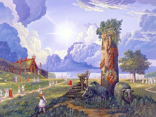 Служение Богу Slavyanskaya-vera