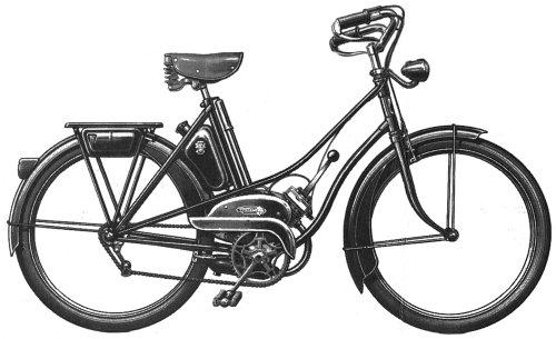 Mi Magnat Debon Cyclorette54