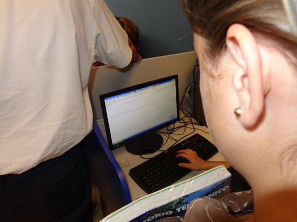 Fotos: Conozca las salas de servicio público de acceso a Internet que funcionaran en Cuba Sala1