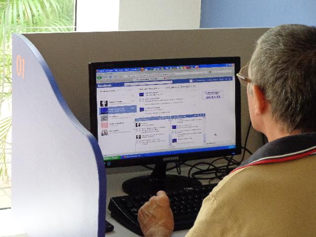 Fotos: Conozca las salas de servicio público de acceso a Internet que funcionaran en Cuba Sala4