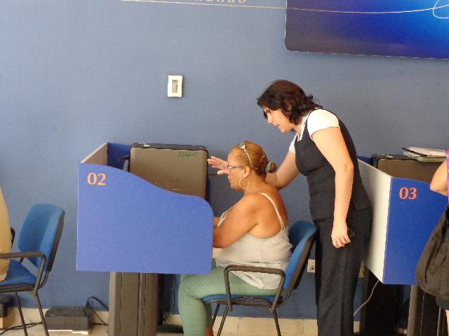 Fotos: Conozca las salas de servicio público de acceso a Internet que funcionaran en Cuba Sala6