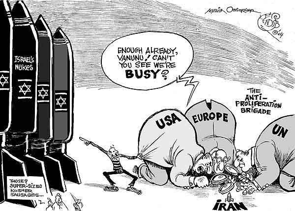تحيه تقدير واحترام لباكستان Israel-nuclear-arsenal-cartoon-from-thesantosrepublic-com