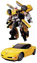 "Collection Nosfe ""Transformers & Hokuto No Ken & Cie"" - Page 3 150px-YellowTracks"