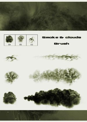 Smoke and Clouds Brush Smoke_and_Clouds_Brush_by_Wen_JR