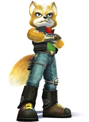 Personajes favoritos de SSBB Fox_McCloud_Off_Duty_by_FoxPMcCloud