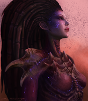 Washington kórház - Page 3 Starcraft_2__kerrigan_by_ruthieee-d7c63ms