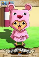 Cards de One Piece One_piece___tony_tony_chopper_by_onepieceworldproject-d8iab8i
