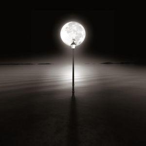 POEMAS SIDERALES ( Sol, Luna, Estrellas, Tierra, Naturaleza, Galaxias...) - Página 6 Noche_by_luisbeltran