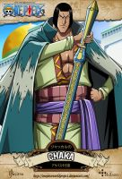 Cards de One Piece One_piece___chaka_by_onepieceworldproject-d7dcr5d