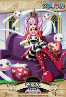 Cards de One Piece One_piece___perona_by_onepieceworldproject-d8cspd7