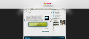 My Gallery, WebDesign AHDdons_P___communautaire_by_Paulo06