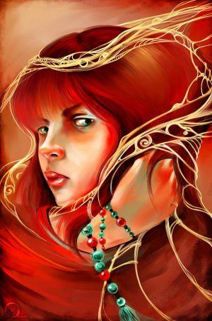 تحميل سلسلة The Arrivals كاملة بروابط مباشرة حصريا بمنتدانا Lady_in_Red_by_mad_snaiL