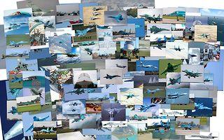 Avioni-SU 34 Kljunar MIG 29 MIG 35 I1md43XB