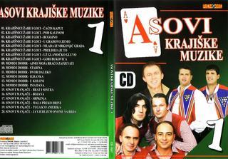 Najljepse Krajiske Pjesme -Diskografija 1IDWsudJ