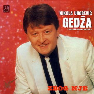 Nikola Urosevic Gedza- Diskografija M0grcbdi