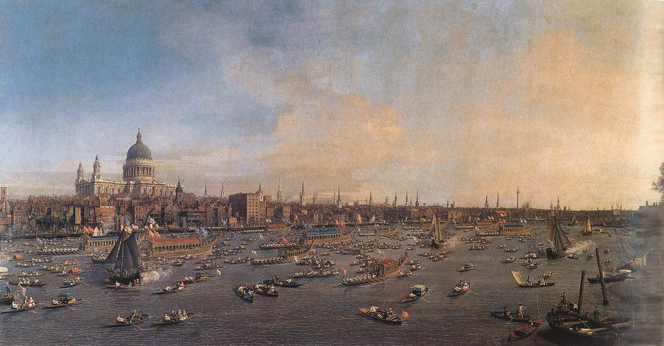 No es Canaletto Canaletto1747