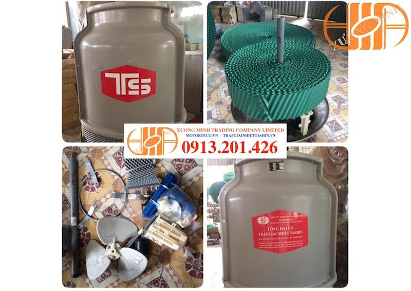 Tháp giải nhiệt nước Tashin 8RT: Thông tin chi tiết và ứng dụng Thap-giai-nhiet-8rt