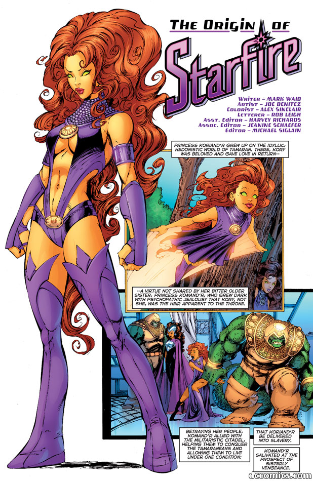 Un nouveau look pour les Princesses Disney - Page 4 Starfire-1