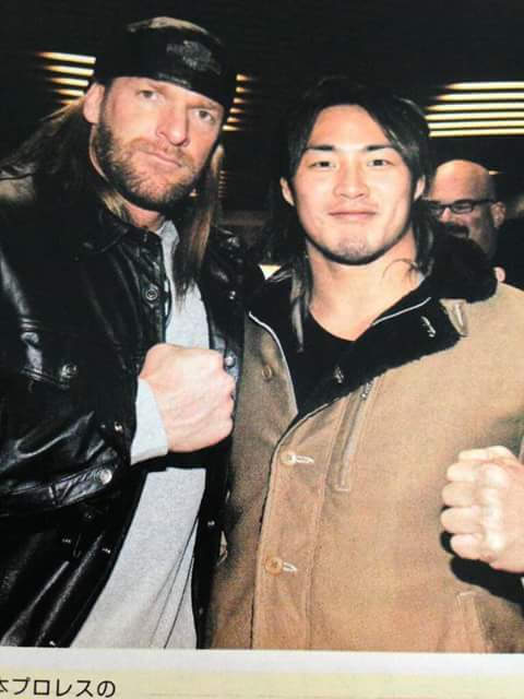 Breaking the fourth wall... - Page 10 Triple-h-tanahashi