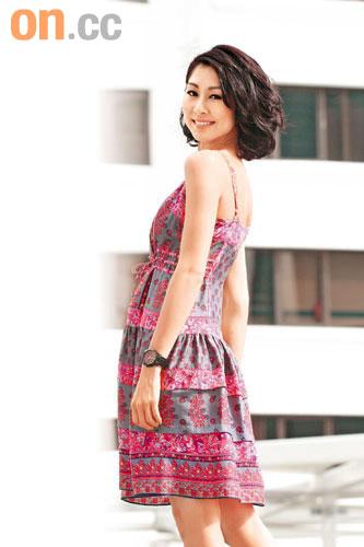 Nancy Wu flirtatious roles brings good blessings 0621_00470_079b1