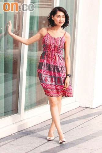 Nancy Wu flirtatious roles brings good blessings 0621_00470_079b5