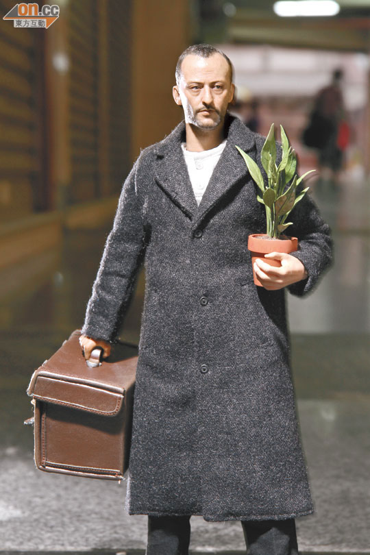 [ENTERBAY]   Leon: The Professional - 1/6 REAL MASTERPIECE - Página 3 0812-00487-001b1