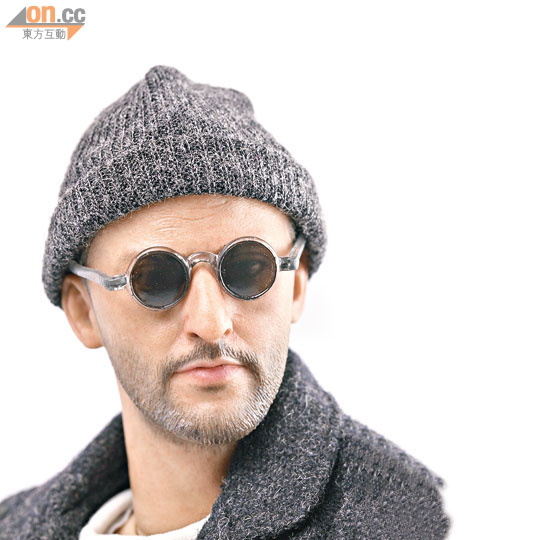 [ENTERBAY]   Leon: The Professional - 1/6 REAL MASTERPIECE - Página 3 0812-00487-001b4