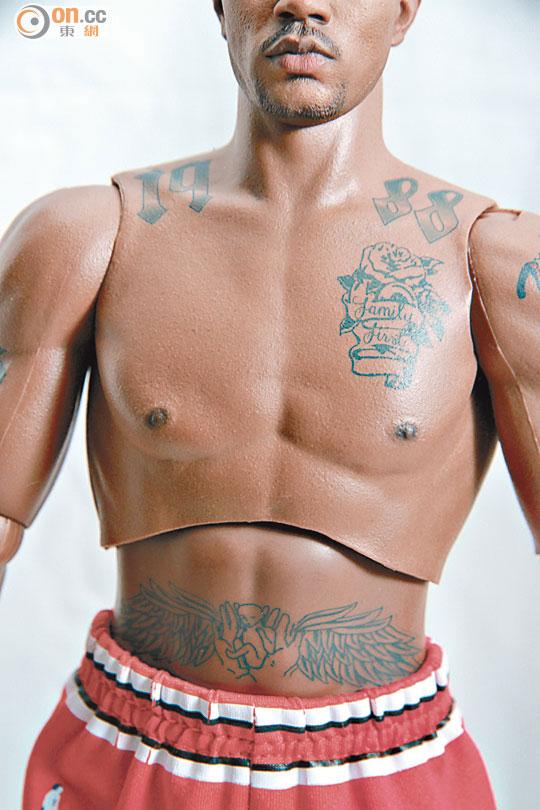 [Enterbay] NBA Real Masterpiece: Derrick Rose (Chicago Bulls) 0130-00487-001b3