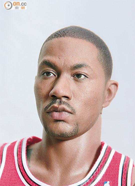 [Enterbay] NBA Real Masterpiece: Derrick Rose (Chicago Bulls) 0130-00487-001b8