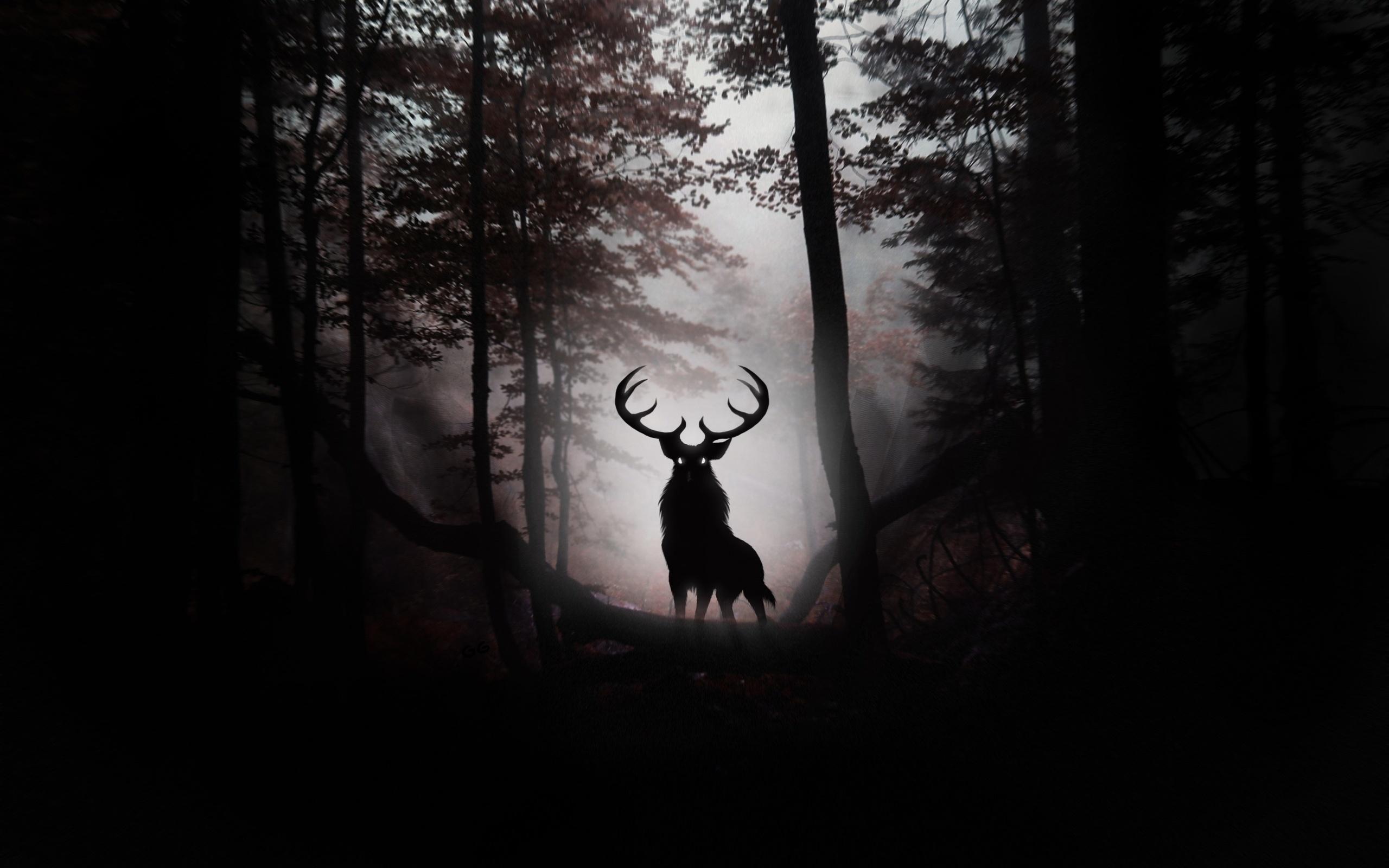 05. Vanaheim Dark-Forest-Wolf-3
