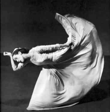 Стихия танца, стихия любви..... Graham