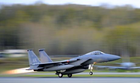 سر اختيار ايران للاف14 على حساب الاف15 !! F-15-460x273