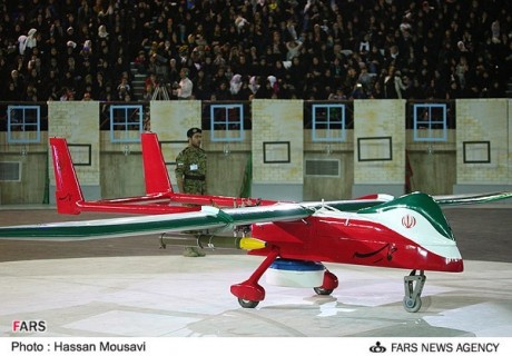 l'industrie militaire iranienne - Page 2 Iran-drone-1-460x320