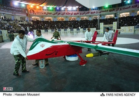 l'industrie militaire iranienne - Page 2 Iran-drone-2-460x320