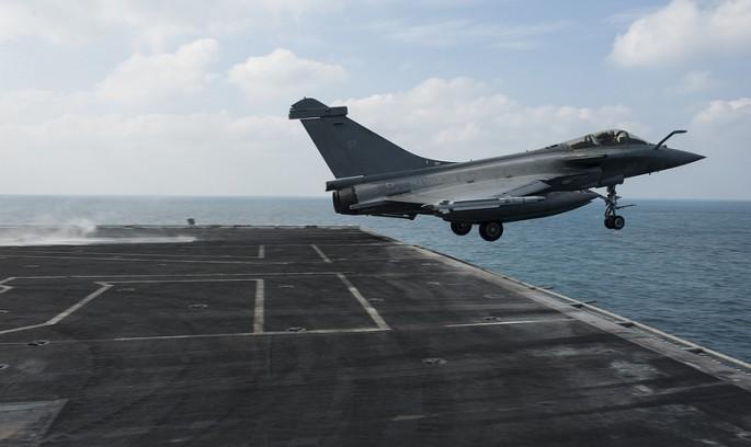 Dassault Rafale ( caza polivalente de 4,5.ª generación Francia ) Rafale-truman-1-685x408