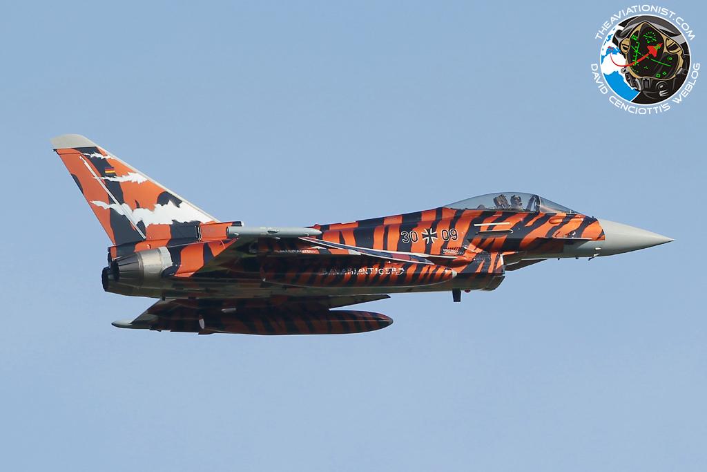 Helicopteros de Combate Eurofighter-Typhoon